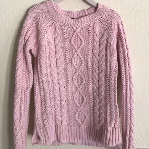 Gap Pink Sweater, size 8